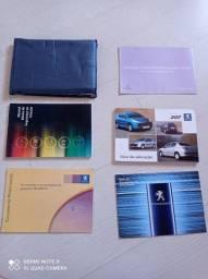 Manual do Peugeot 207 todos os modelos