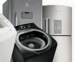 Máquina de lavar e geladeira - Manutenção