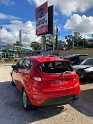 Sucata Ford New Fiesta 2018