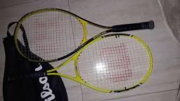 Raquetes De tênis 2un
