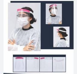 Oportunidade em protetor facial