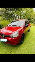 Clio 2014 - 1.0 GNV- 2 Portas