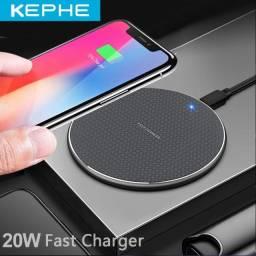 20w carregador sem fio para iphone 11