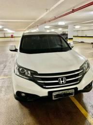 Honda Crv Exl 4wd Blindado