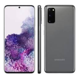 Samsung Galaxy S20 Cosmic Gray 128gb - novo com nota fiscal e garantia