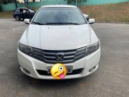 Vendo Honda city automático 2012 com passagem por leilão Consta recuperado  *