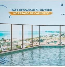 EM-Lindo Stúdio de 32 m²-Max Carneiros Suítes- Viva Momentos especiais no Paraíso