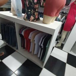 Balcão centro de loja R$350