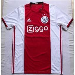 Camisa Ajax 2019-2020 - Tamanho: P