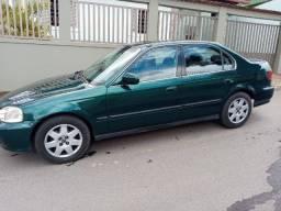 Honda Civic Lx 1.6/1999 - R$ 13.000,00