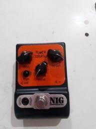 Pedal power distortion Nig