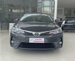 Toyota Corolla GLI 1.8 Flex Automático 2018