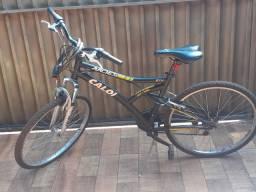 Parcelo em até 12 vezes no cartão: Bicicleta Caloi Andes Aro 26 - R$700 - Dourados/MS