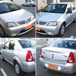 Renault Logan Authentique 09/10 1.0 16v