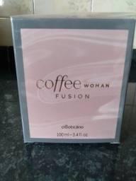 Coffee woman fusion zero original com nota