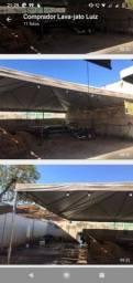 Tenda 12x12 metros