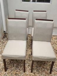 4 Cadeiras Attraktiva