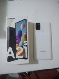 Samsung A21s novinho