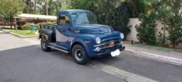 Título do anúncio: Pickup Fargo 1953 - Raridade - Dodge - Não é F100/ Carro Antigo