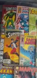Gibis Marvel e Dc - Editora Abril A Partir De R$ 3,00