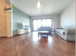 Apartamento de alto padrão no 19º andar com 4 dormitórios à locação, 304 m² a 26 minutos a
