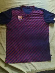 Camisa do Barcelona nova