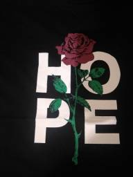 """Camiseta Regata """" HOPE"""" Original"""