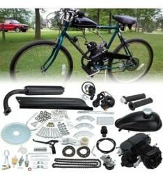 Motor de Bicicleta 80cc Siga Tools Original