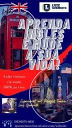 Estude inglês, espanhol ou italiano sem sair de casa, com aulas 100% ao vivo, via Zoom