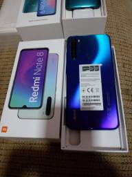 Redmi Note 8.....Neptune Blue 4gb Rm 128gb Rom