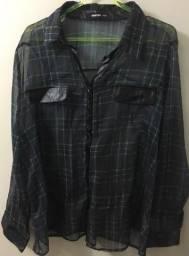 Camisas, camiseta e casaco