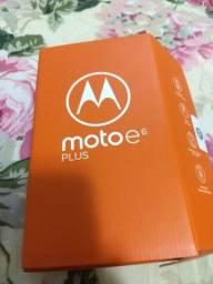 Moto E 6 Plus - Semi Novo