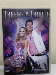 DVDs Musicais - Thaeme & Thiago
