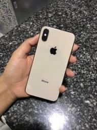 IPhone XS 64GB, aparelho sem marcas de uso, bateria original