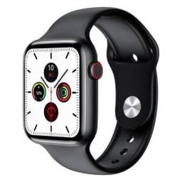 Relógio smart iwo w46