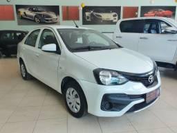Toyota Etios X Aut. 2019