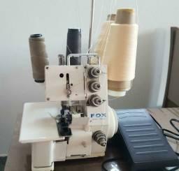 Máquina de costura ervelook