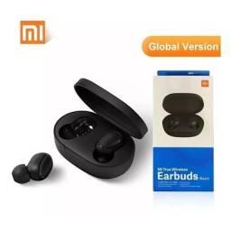 Fone Bluetooth Xiaomi Airdots Mi Earbuds original e lacrado