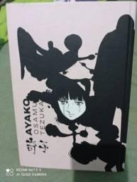 Livros de mangás animes $250,00