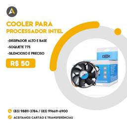 Cooler para Processador Intel 775