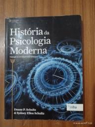 História da Psicologia Moderna Duane P. Schultz e Sydney Ellen Schultz