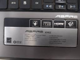 Notebook Acer Aspire 4745z