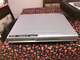 Gravador de DVD/VCR Modelo RC7723B/RC7000B LG