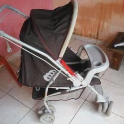 Carrinho de bebe unisex