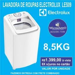 Lavadora de Roupas Electrolux 8,5Kg