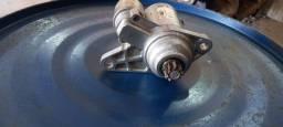 Motor de arranque Bosch.