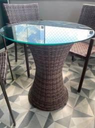 Conjunto terraço/varanda Tidelli