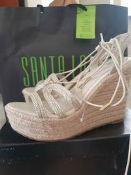 Sandalia santa lolla Anabela
