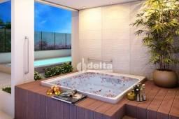 Apartamento com 3 dormitórios à venda, 113 m² por R$ 691.769 - Copacabana - Uberlândia/MG