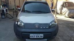 Fiat Uno Way 1.4completa <br>2010/2011
